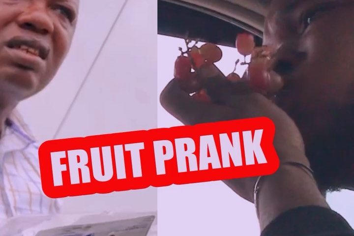 zfancytv instagram fruit prank
