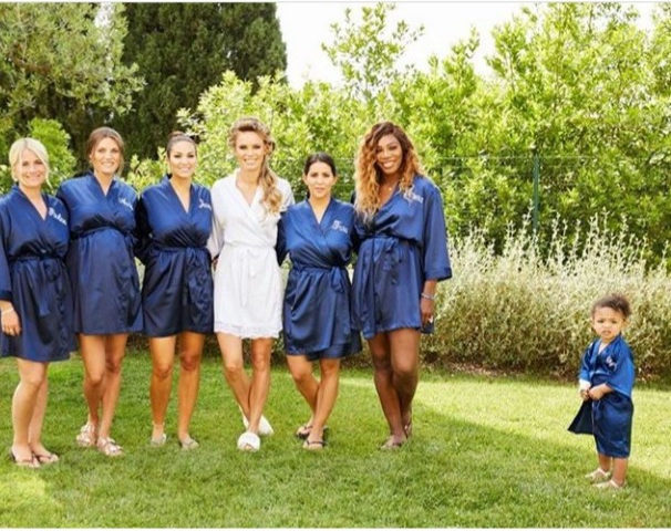 Olympian Ohanian Looks Dashing As She Joins Mom On Bridesmaid Duties- funny social media posts
