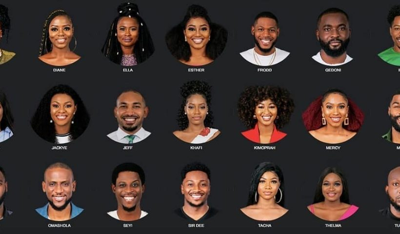BBN 2019 'Season 4' Housemate Omashola Declares Himself a madman Over Missing Coin.