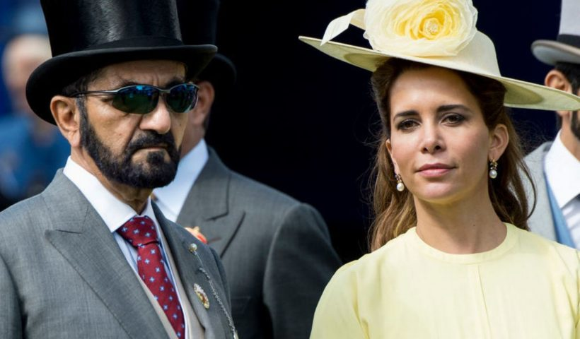 Queen of Dubai planned Escape to UK