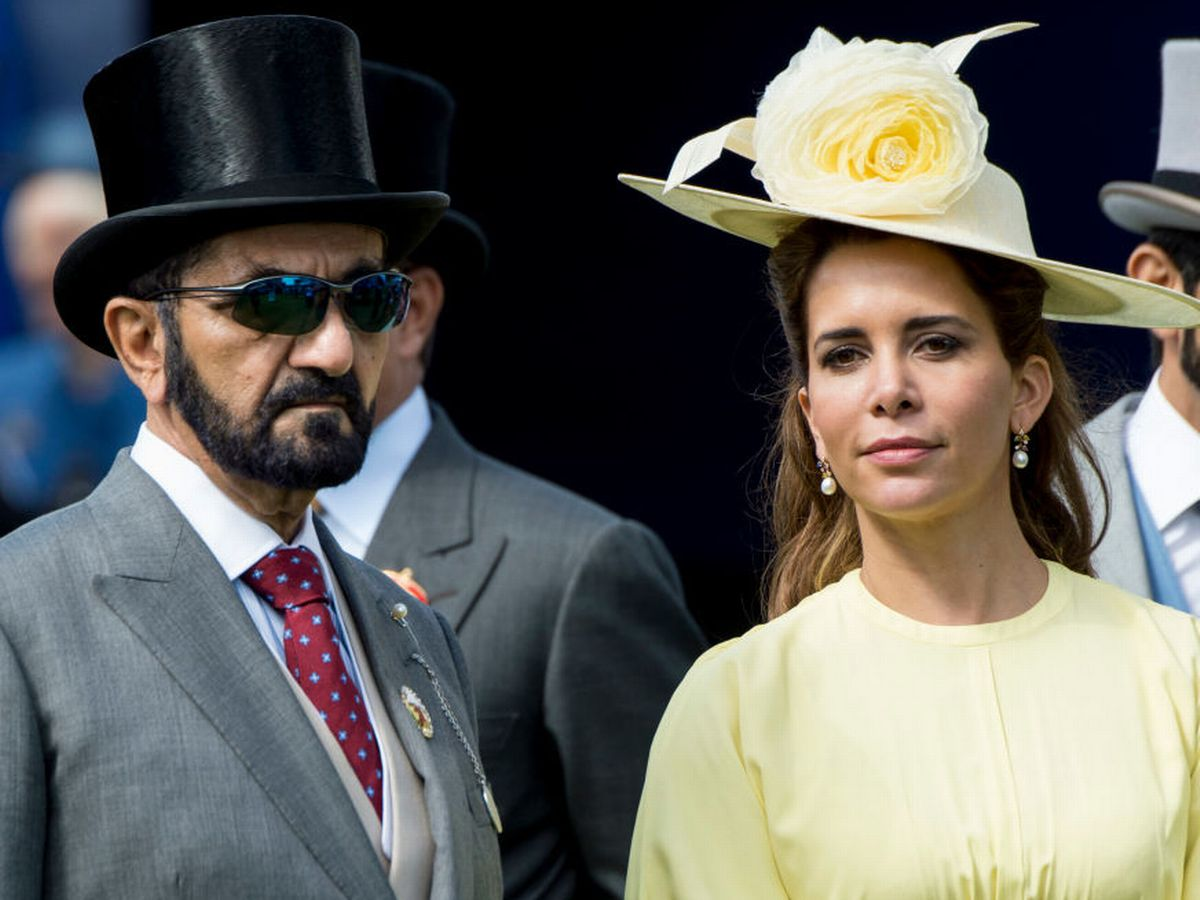 Full Video: Sheikh Mohammed, Dubai Ruler's Wife 'Princess Haya' Escapes With Kids