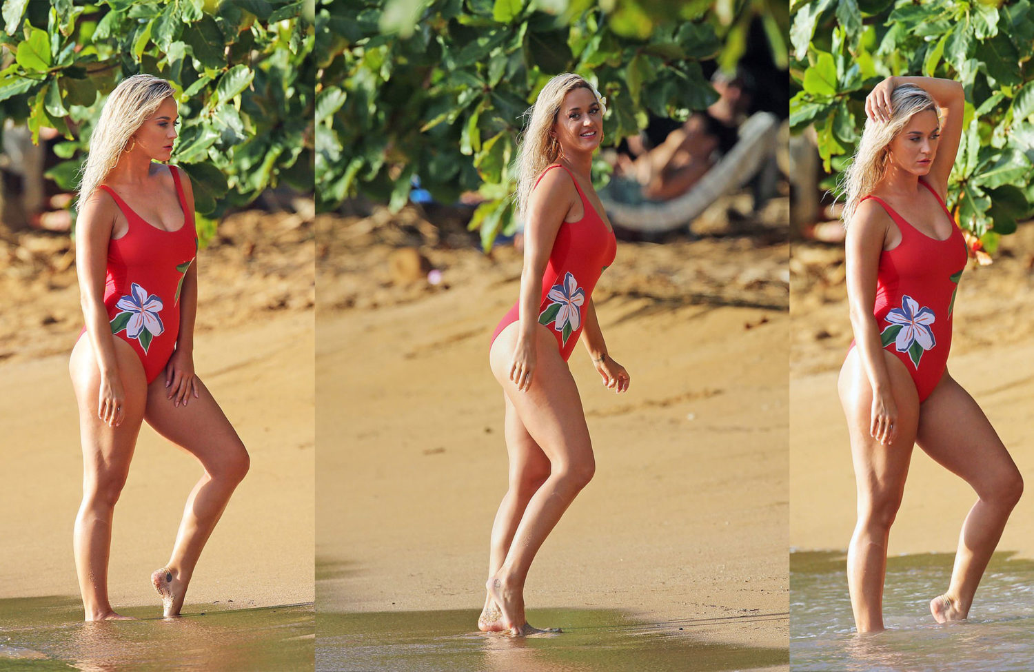 I'm Hotter Than Fire: Katy Perry Flaunts Her Incredible Figure In Hawaii