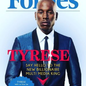 American Rapper Tyrese Kicks Against Controversial Social Media Posting