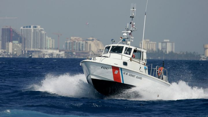 Video: U.S. Coast Guard Apprehend 17,000 Pounds Of Cocaine Worth An $232 Million