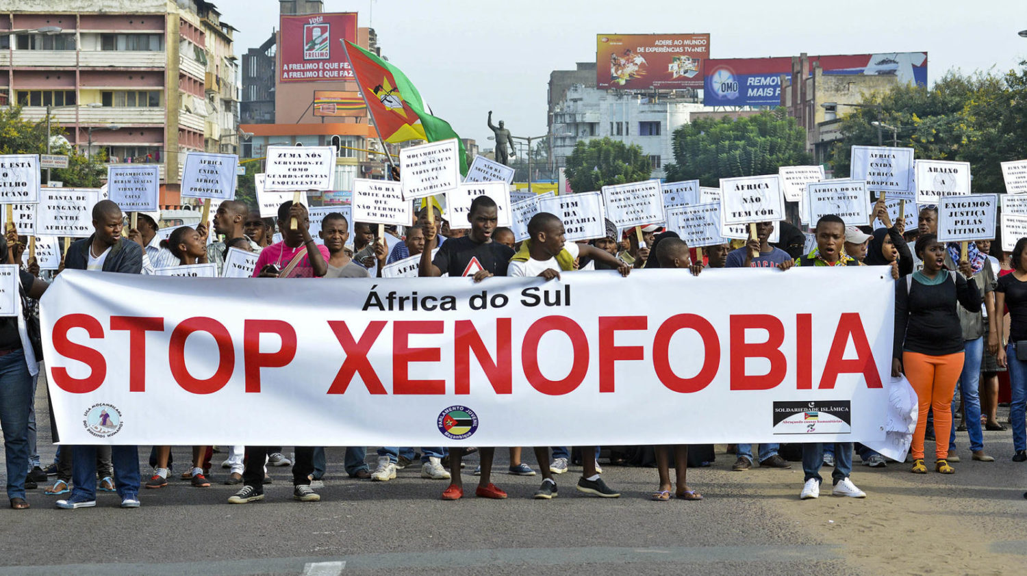 STOPPING XENOPHOBIA: Insider Secrets On South Africa's Xenophobic Attacks on On Foreigners?