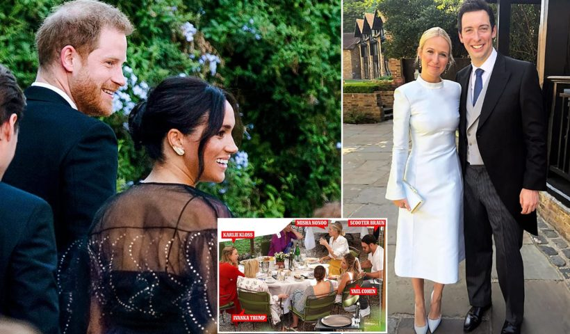 Meghan Markle Finally Meets With Beyonce And Jay-z
