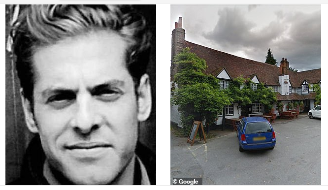 36-year-Old Billionaire tycoon's son vanished after Departing Bar in Berkshire village in Which George Clooney and Theresa May own Houses.