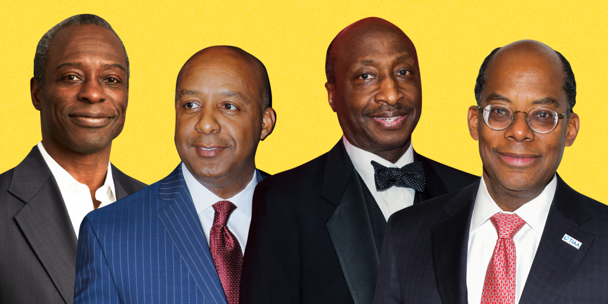 Four black Fortune 500 CEOs That History Will Never Forget
