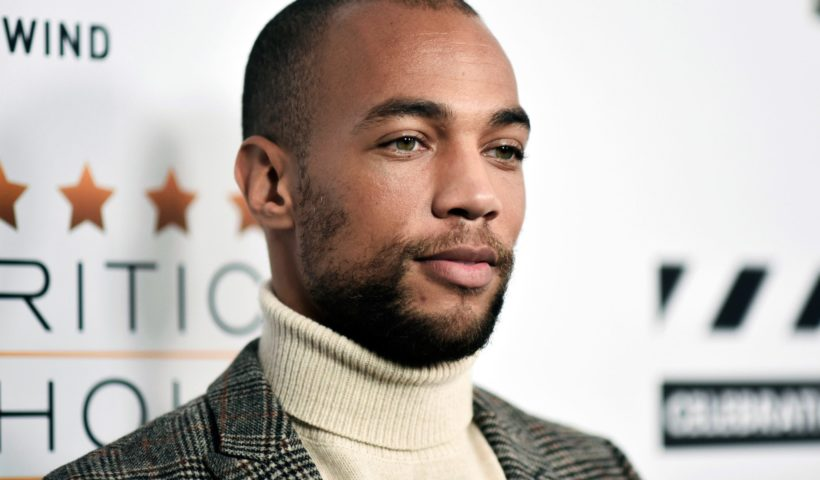 They're gonna arrest us all': 'Insecure' star Kendrick Sampson protests on behalf of George Floyd