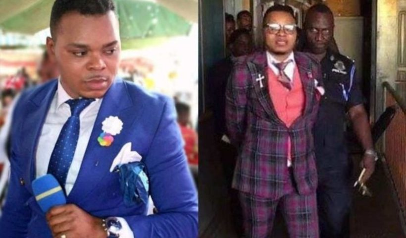 Ghanaian Pastor, Daniel Obinim arrested by police 1