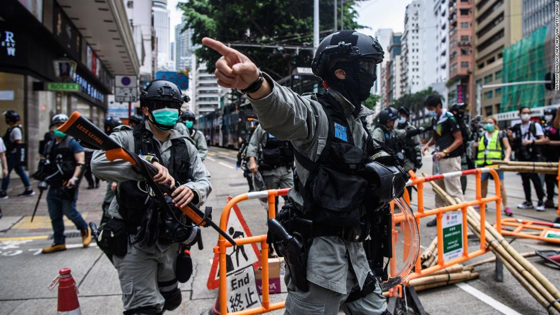 Hong Kong protesters have promised a 'miracle' but China's national security law seems impossible to stop