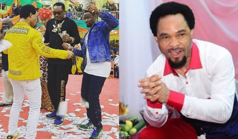 Prophet Odumeje finally reveals the source of his power