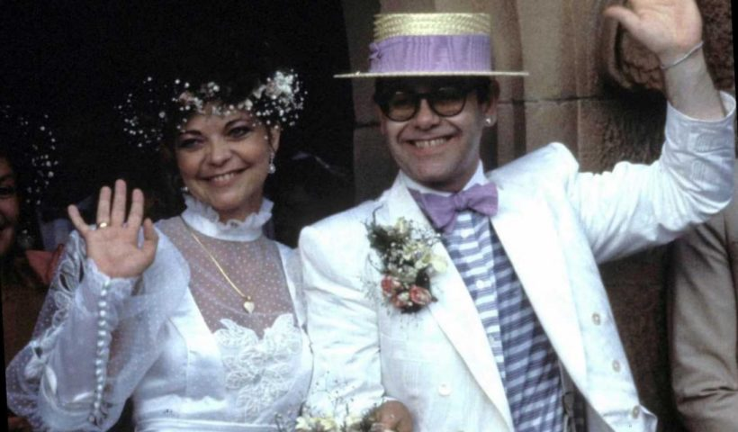 Elton John's ex-wife Renate Blauel launches legal action against singer 32 years after split