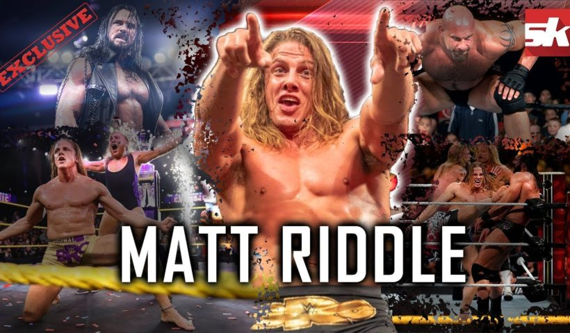 Matt Riddle Officially Moving to WWE 'Friday Night Smack-down' from 'NXT'