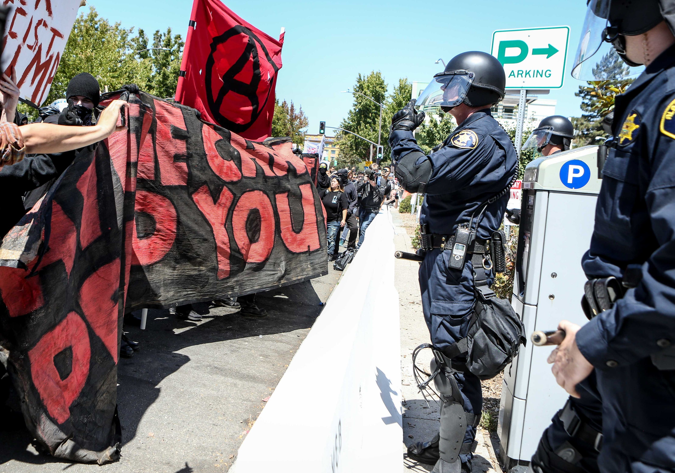 Trump targets 'antifa' in protest response, wants 'terrorist' label—here's what that would mean