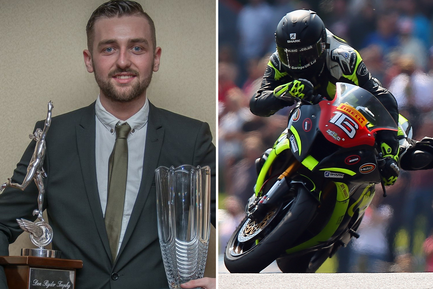British Superbike star, Ben Godfrey dies in tragic crash at the age of 25