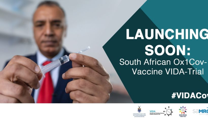 South Africa to start Africa's first Coronavirus vaccine trial this week