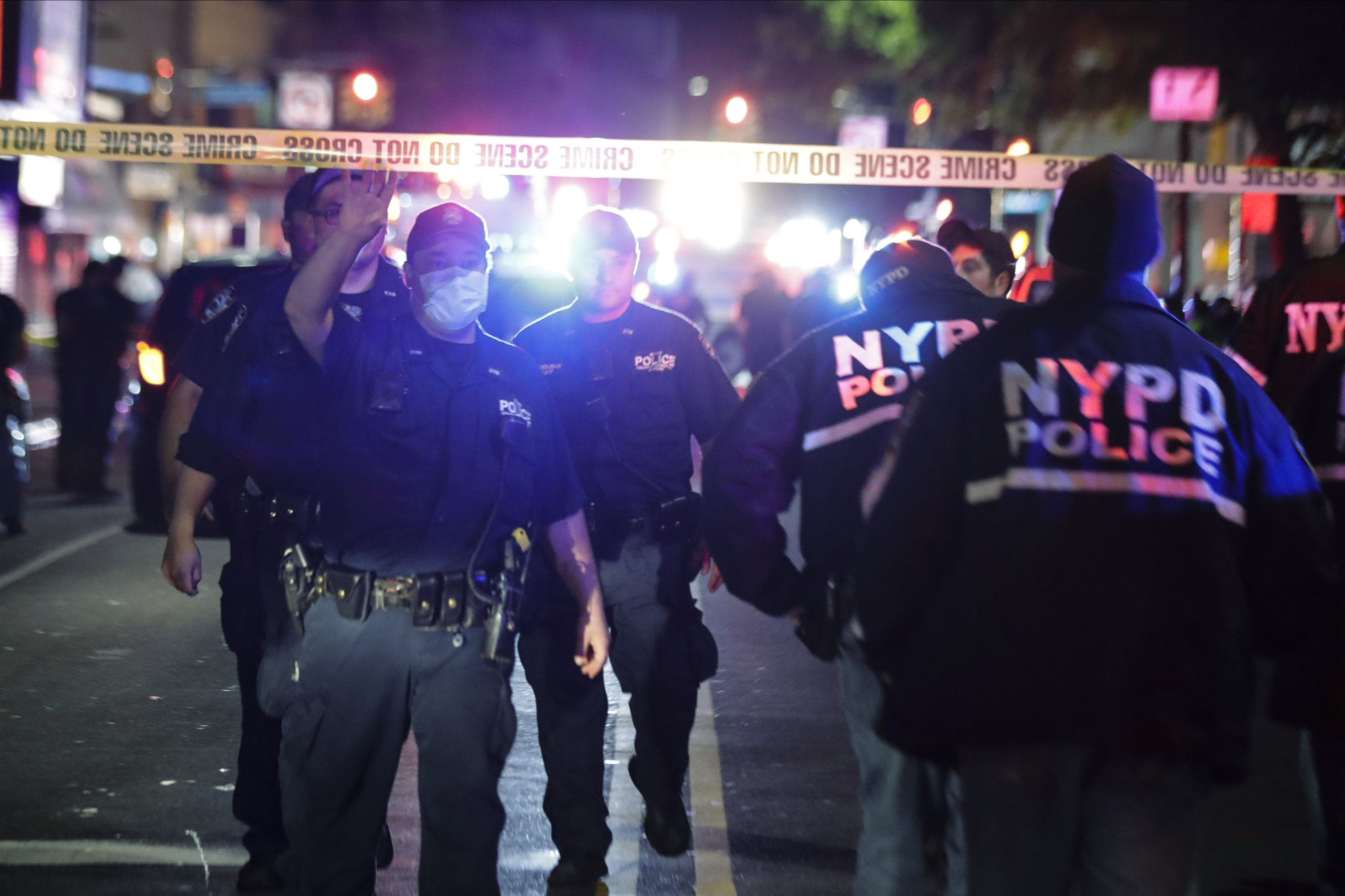 NYPD Officer Stabbed in the Neck, Two Other Police Officers in Hospital After Struggle with Knife-Wielding Man