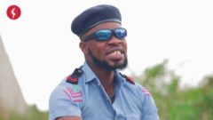 I Just Can't Stop Laughing : Broda Shaggi Comedy Video — Police Training