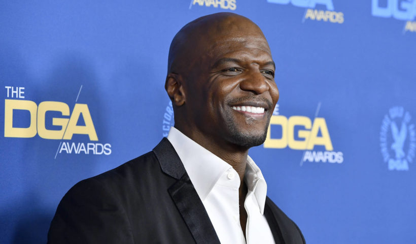 Terry Crews faces criticism over 'black supremacy' tweet