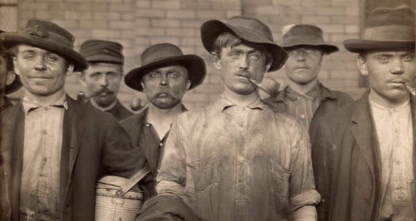 29 Historical Photos Of The Immigrant Laborers Who Helped Build America