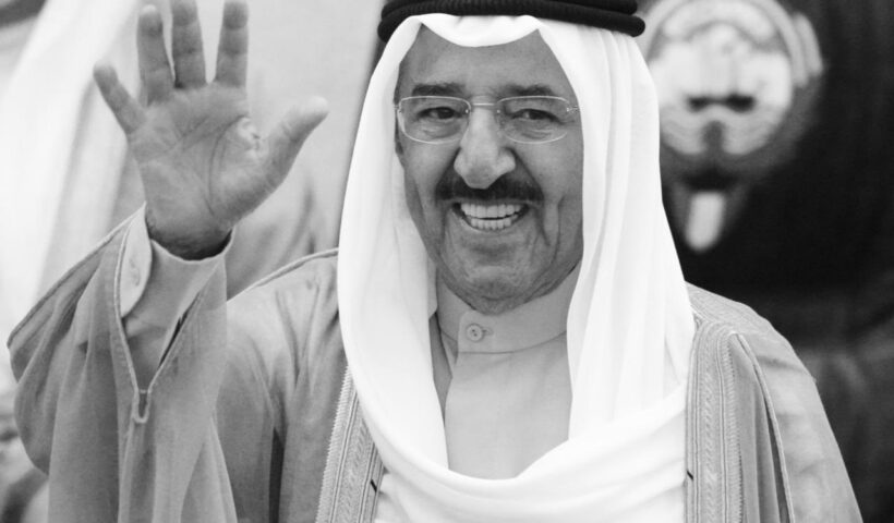 UAE leaders mourn death of Kuwaiti Emir, announce 3-day mourning
