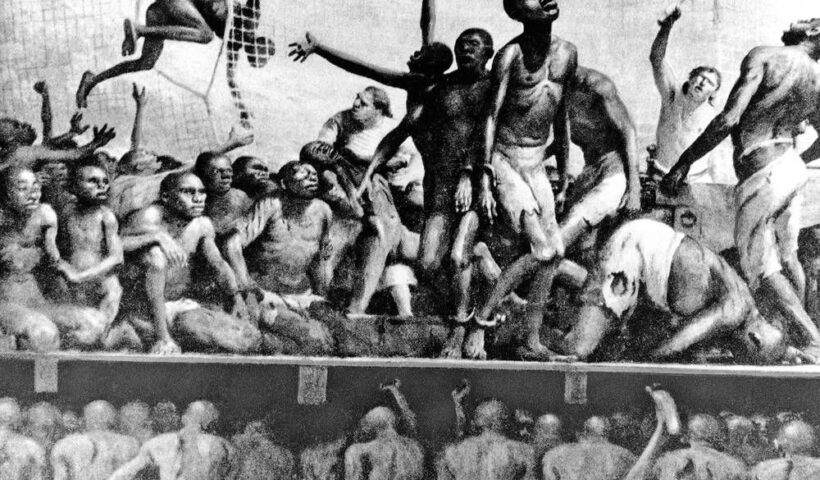 The Story Behind The Haunting Photo That Captured The Horrors Of American Slavery