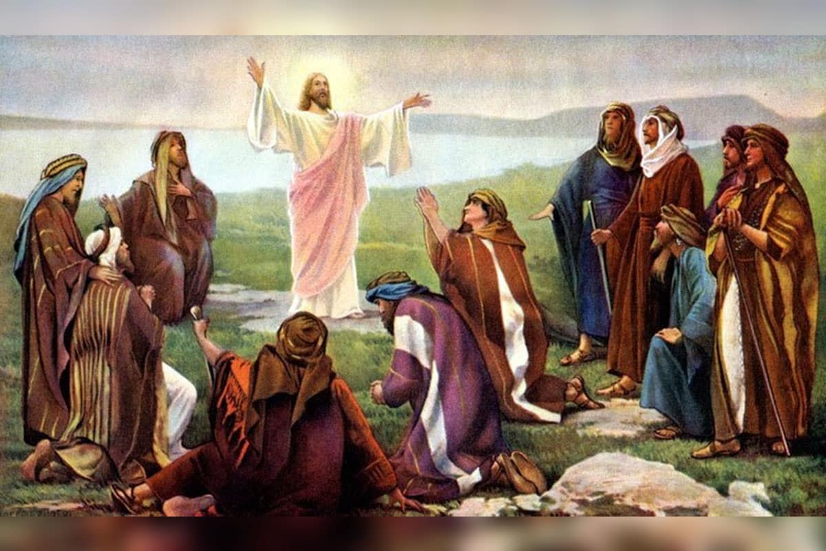 How did Jesus become White?