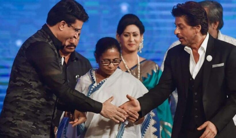 West Bengal Chief Minister Mamata Banerjee on Wednesday said that Bollywood genius Shah Rukh Khan will join the virtual introduction of the 26th Kolkata International Film Festival