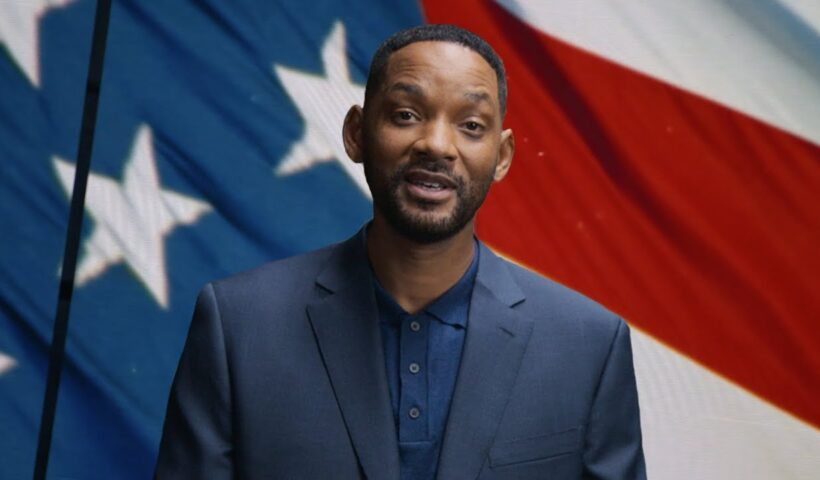 Will Smith Hosts New Netflix Show Amend: The Fight For America, Watch The Trailer