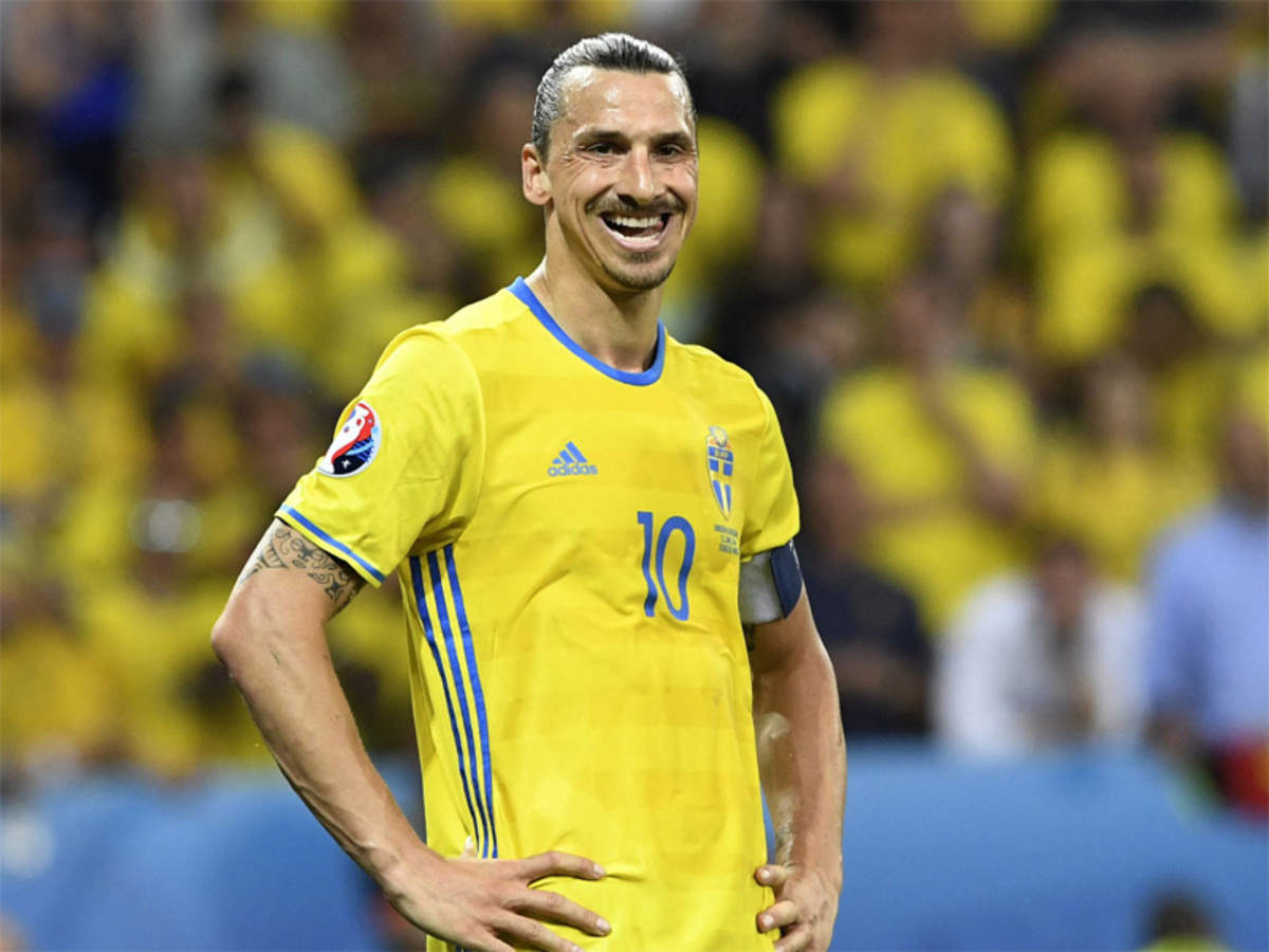 """The return of the god"" - Zlatan Ibrahimovic returns to Sweden team five years after retiring from international football"