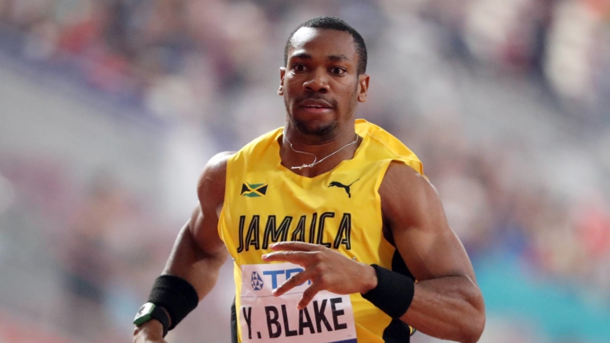 Jamaican Sprinter Yohan Blake:  'I would rather miss the Olympics than have Covid-19 vaccine'