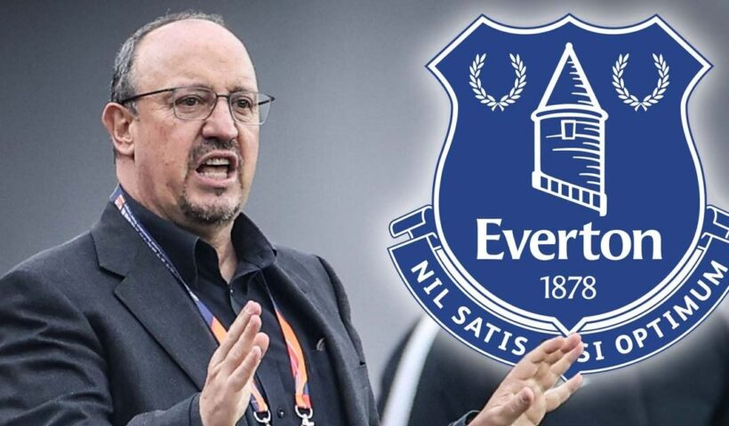 Ex-Liverpool boss Benitez announced as new Everton manager on a three-year deal.