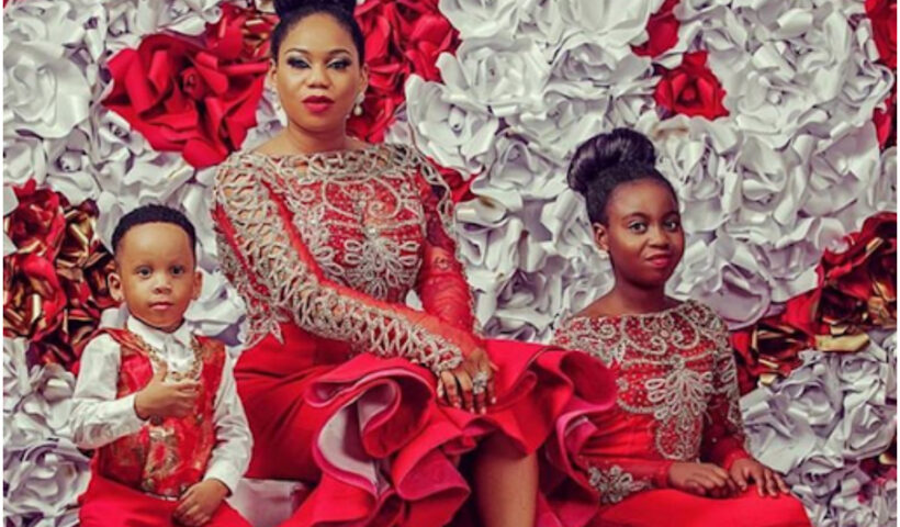 I am the most mocked parent because I have kids from separate dads - Toyin Lawani.