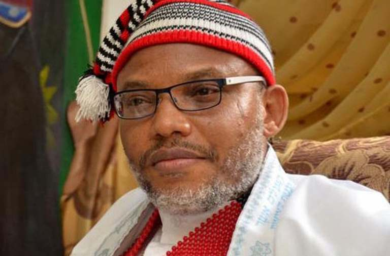 Illegal and archaic - Igbo-British lawyers slams  Kenyan govt over Nnamdi Kanu's arrest; Give FG '48 hours to return him to UK'