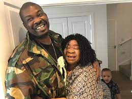 Don Jazzy celebrates his mother on her birthday.